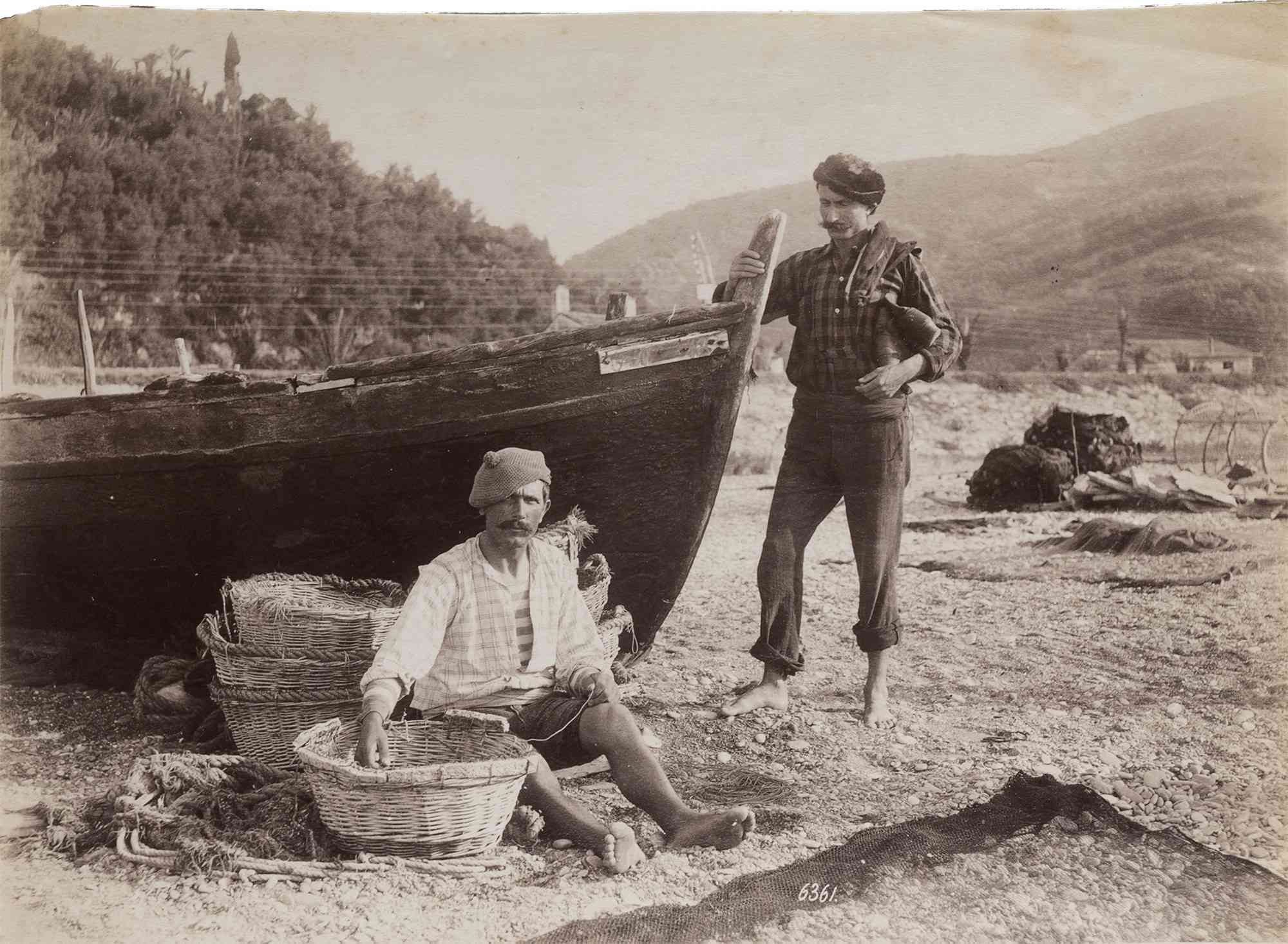 The Aci Trezza is a picturesque fishing village,which was also the setting for Giovanni Verga's Novel I Malavoglia as well as for Luchino Visconti..
