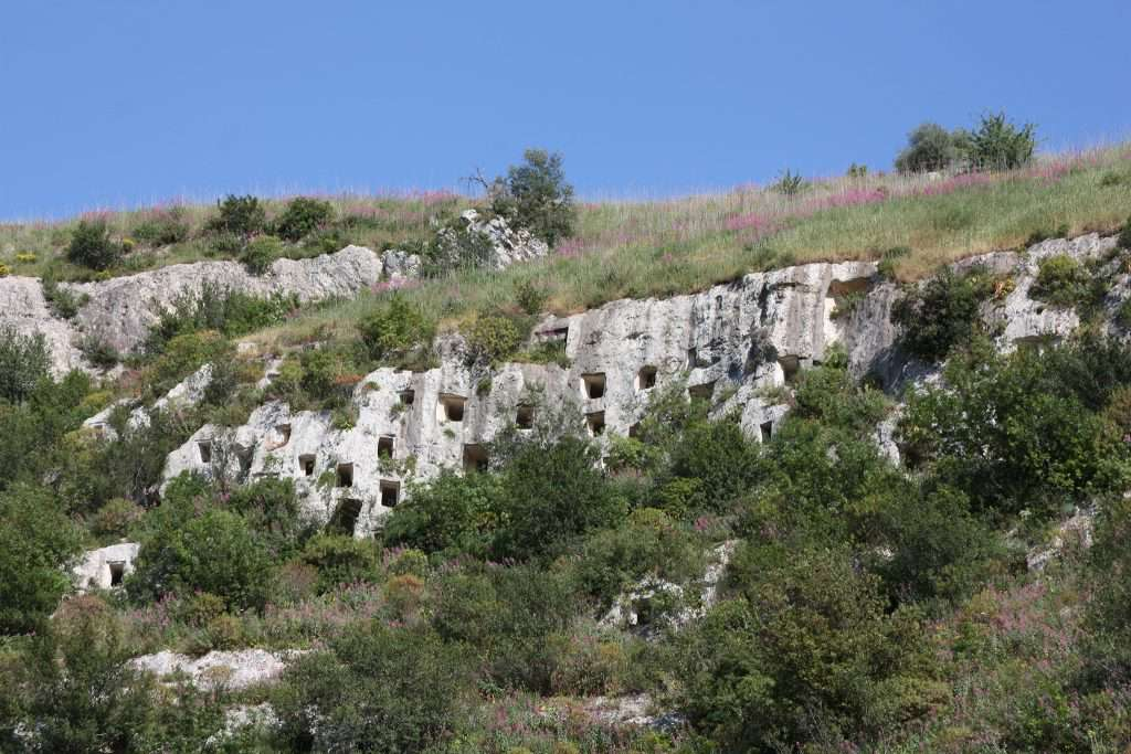 Pantalica was the heart of the ancient Kingdom of Hybla which n its heyday,used Syracuse as its port